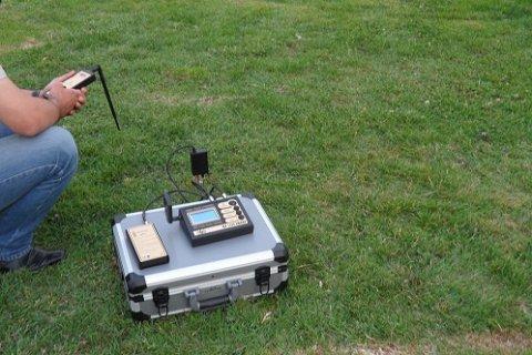أحدث جهاز يعمل بتقنية الإستشعار عن بعد لكشف الذهب MF 1200 SMART