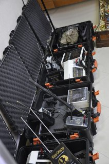 جهاز كشف الذهب امريكي تصويري راداري NASATECH DIGITAL 6000