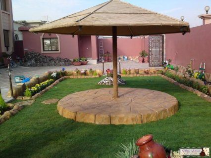 تنسيق حدائق في السودان