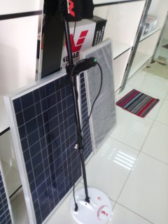 جي بي اكس 4500 عرض خاص مع مولد كهرباء طاقة شمسية في رمضان الكريم