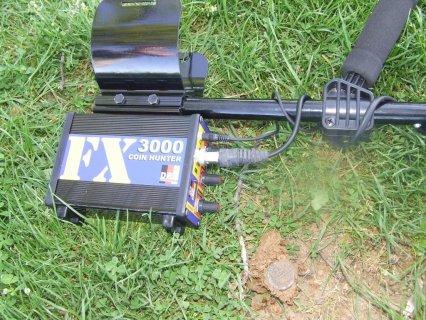 جهاز كشف الذهب والعملات FX 3000