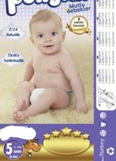 مطلوب تجار و موردين لحفاضات اطفال صناعة تركية