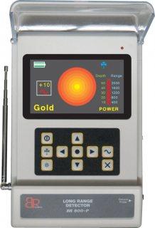 افضل الاجهزة لكشف الذهب والمعادن BR 800 _P