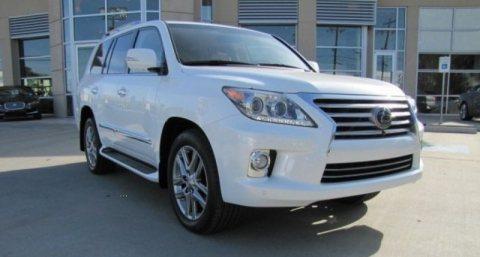 For sale USED 2013 Lexus LX 570 SUV WhatsApp.+2349077733480