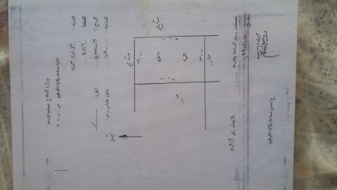 ارض للبيع بمدينة الفاتح شرق النيل مربع 12