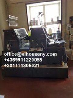 6ماكينة طباعة هايدلبرج جي تي1992