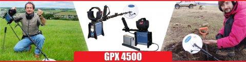 اجهزة التنقيب عن الذهب فى السودان | GPX  4500