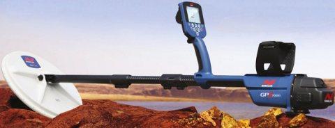 GPZ 7000 أفضل جهاز كاشف الذهب الخام وشذرات الذهب الدقيقة بأحسن سعر.