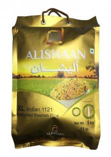 أرز هندي مبخر وغير مبخر