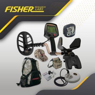 جهاز Fisher F75 الاول في كشف العملات النادرة و الذهب