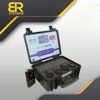 BR750 الجهاز الامريكي لكشف الابار و المياه الجوفية