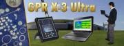 جهازGPR X3 Ultra بنظام التصوير المباشر للكشف عن المعادن و الفراغ