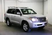 2011 Toyota Land Cruiser Silver colour