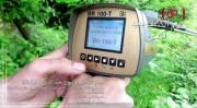 اجهزة استشعارية للكشف عن الذهب والكنوز  BR 100 _ T