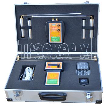 جهاز Tracker x1 بالنظام الاستشعاري للكشف عن الذهب والفراغات